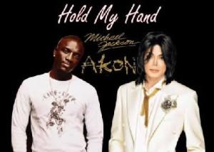 michael jackson hold my hand
