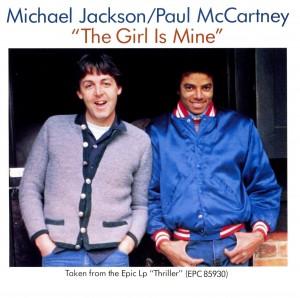 the girl is mine michael jackson