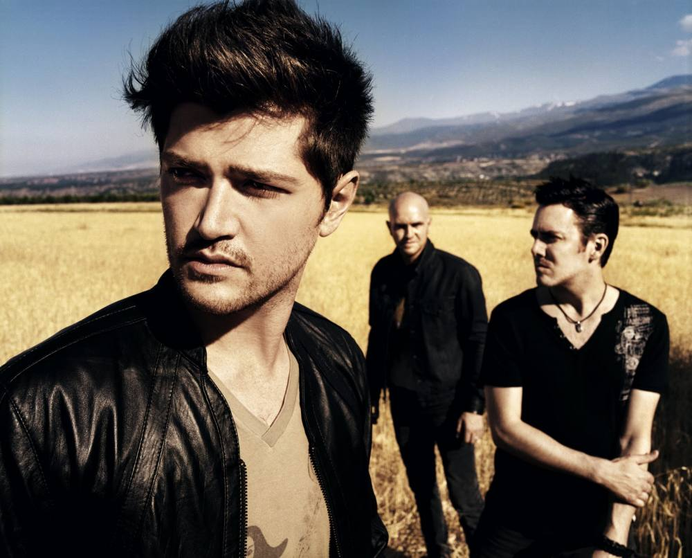 the script band